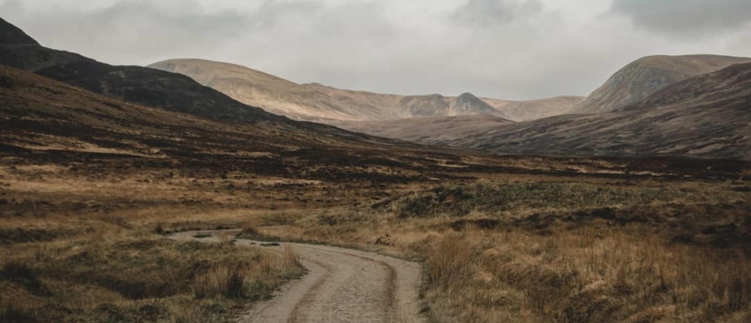 East Highland Way vs. West Highland Way