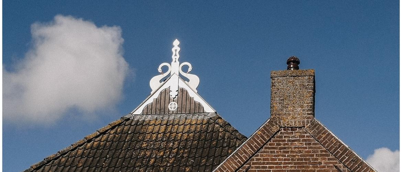 Het Friese Woudenpad - van Lauwersoog naar Rottevalle