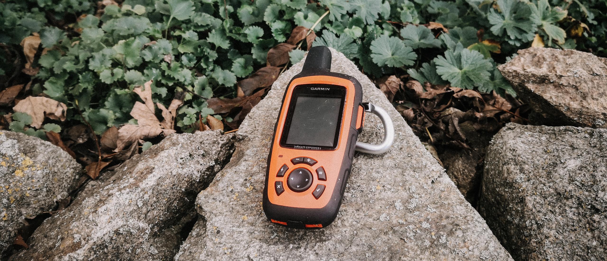 Wandelen met een GPS apparaat