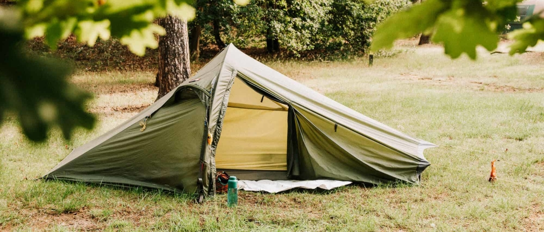 Gratis kamperen in België: Welcome to my Garden