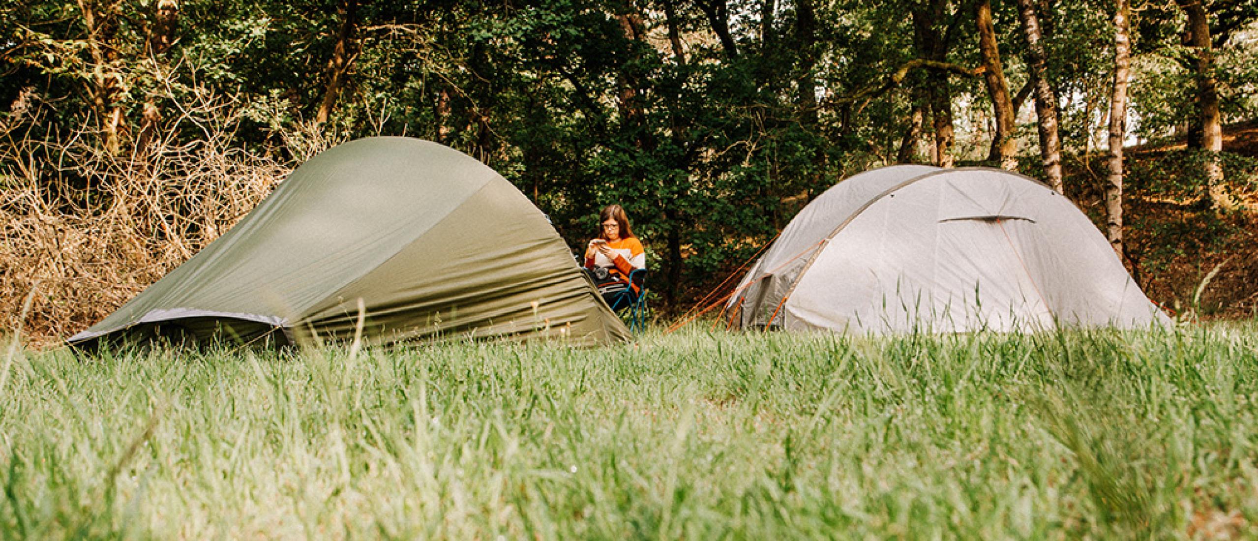 Dit zijn de groenste kampeerterreinen in Nederland