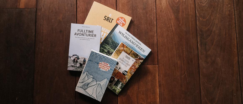Boeken over avontuur: 4 nieuwe favorieten