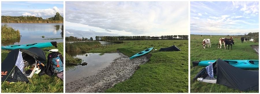 kajak-kamperen-friesland