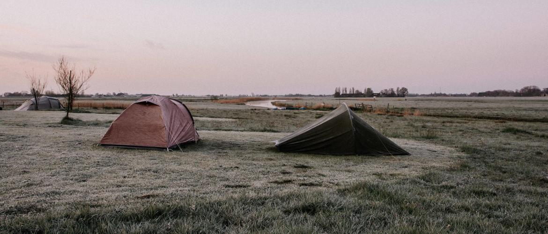 Kamperen aan het Lauwersmeer: camping It Dreamlân