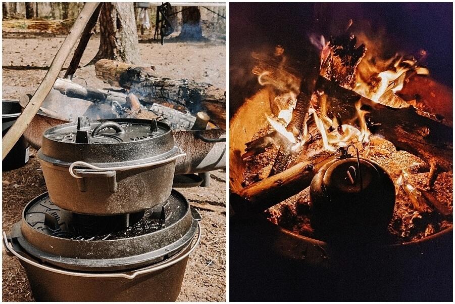 kampvuur-koken