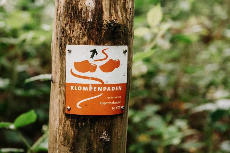 Klompenpaden-wandelroutes