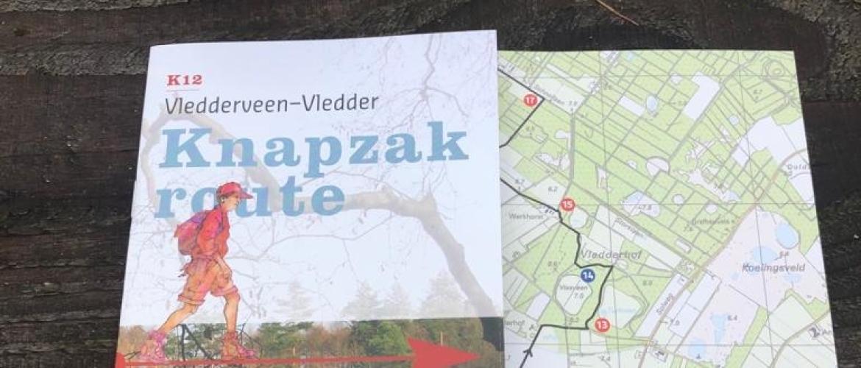 Knapzakroutes: wandelroutes in Drenthe