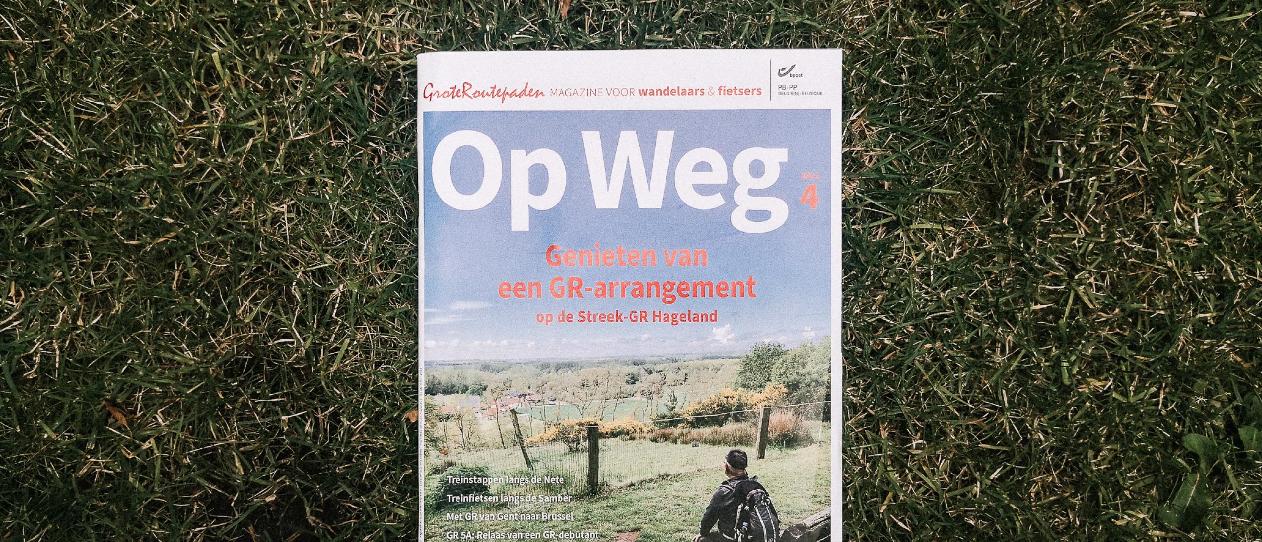 Lekker lezen: het magazine Op Weg