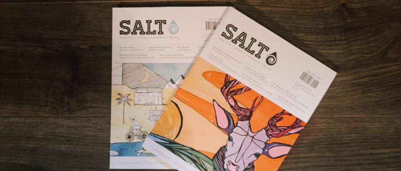Mijn favoriete outdoor tijdschrift: Salt Magazine