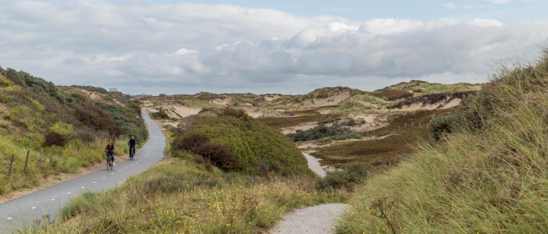 Een rondje door Nederland wandelen: Evelien deed het