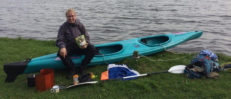 Skiken en kajakken in Friesland: niet te veel nadenken, maar gewoon beginnen!