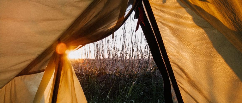 Een slaapzak voor de zomer kiezen: 5 tips