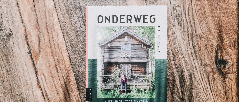 Over het St. Olavspad: het boek van Francine Postma