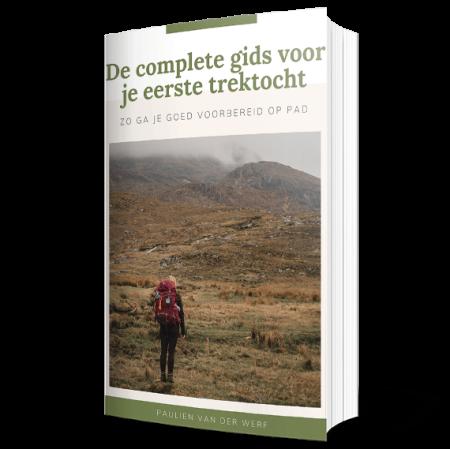 trektocht-boek