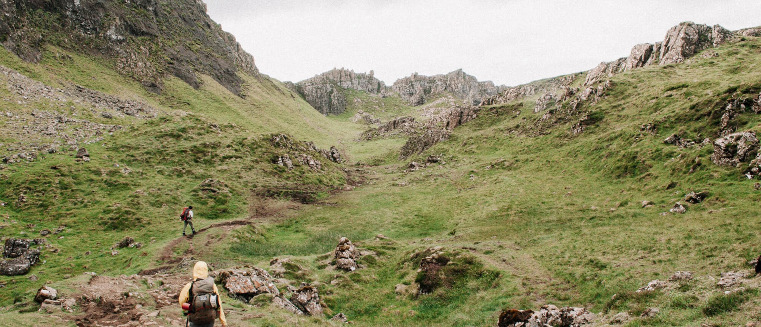 Trektochtroutes in Schotland: mijn favorieten