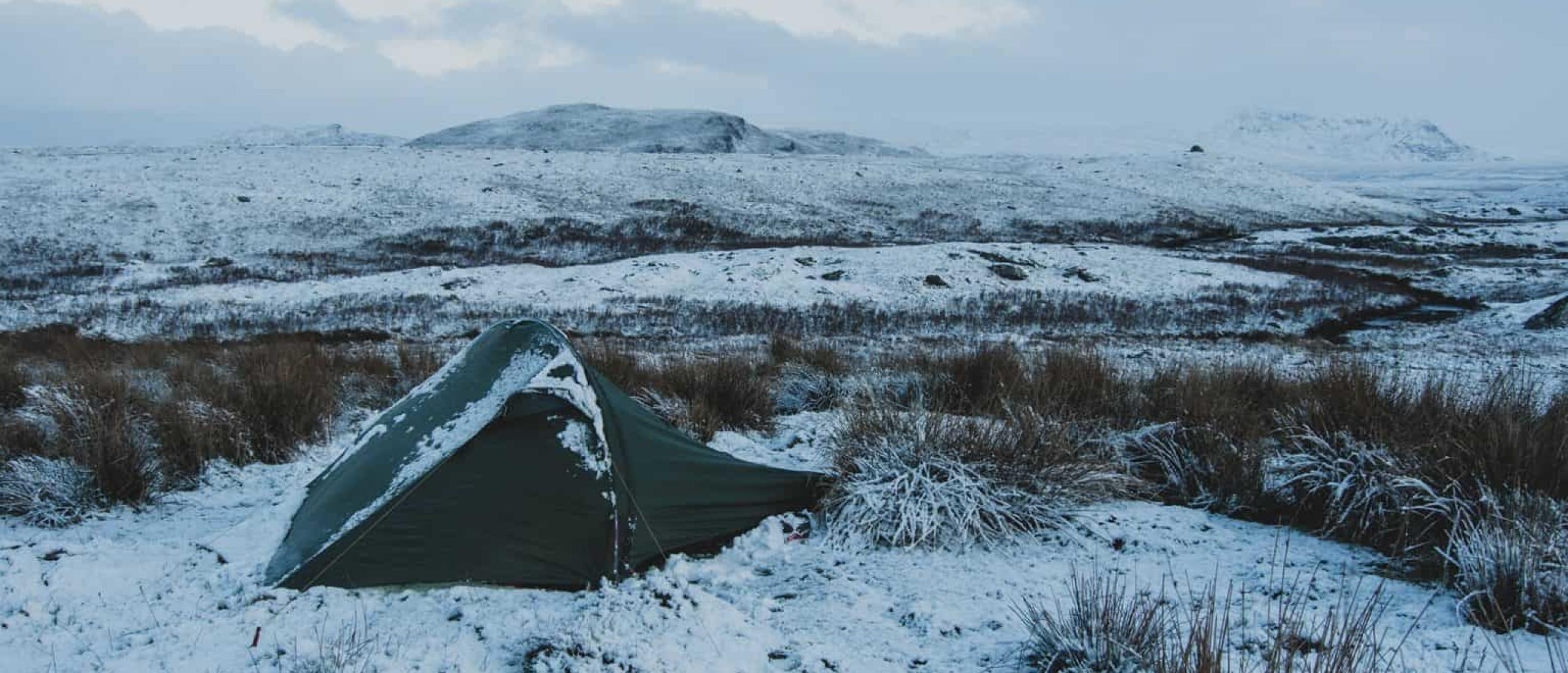 's Nachts warm blijven in je tent: 10 tips