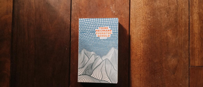 Zuurstofschuld: een boek over bergen