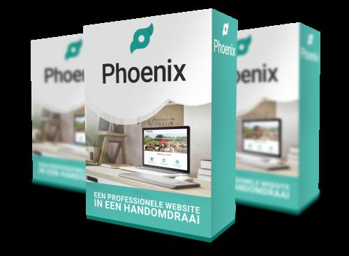 Alles-in-1 website software Phoenix van IMU