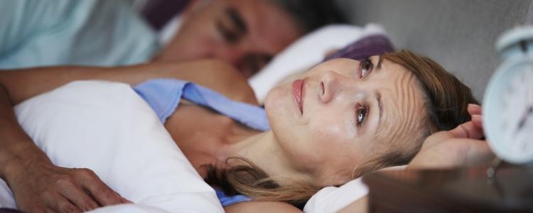 Slaapproblemen overgang