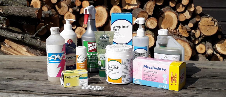Allergieën bij paarden voorkomen en genezen
