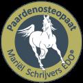 Logo van Osteopathie voor Paarden Mariël Schrijvers