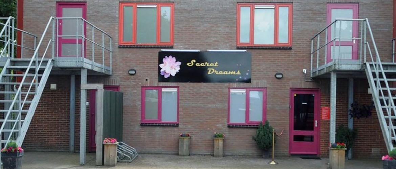 Erotisch café Secret Dreams in Emmen