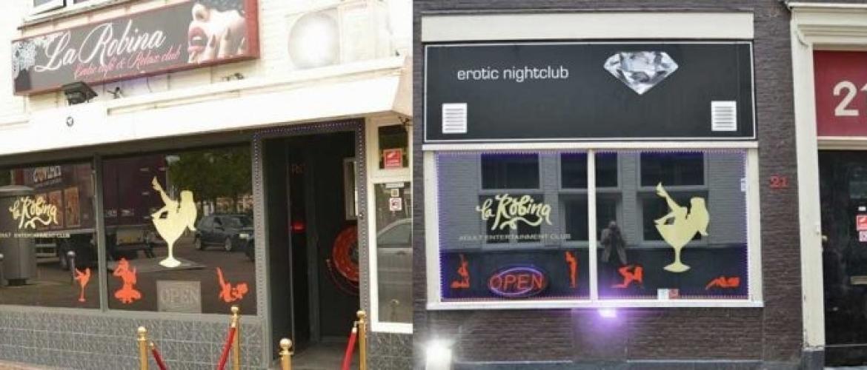Erotisch café La Robina in Leeuwarden en Sneek