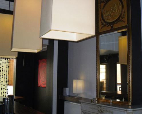 Parenclub Sauna Aquarius kamer