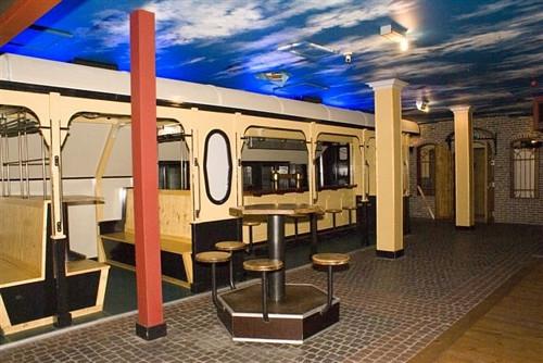 Parenclub The Swing zitplaatsen