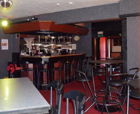 Parenclub Villa 21 bar