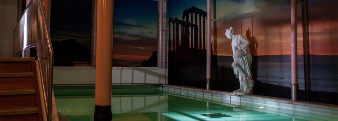 Parenclub Paradise zwembad