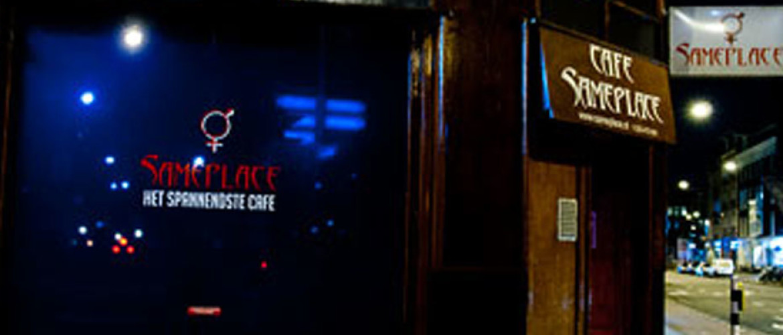 Erotisch café SamePlace in Amsterdam