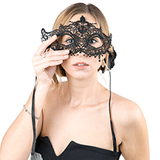 Sexy masker