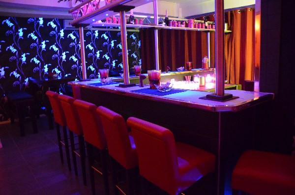 Swingerklub Claudia's Dreamlight bar