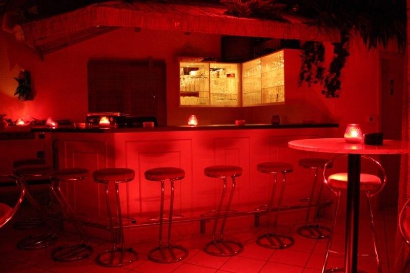 Swingerklub Paradise bar