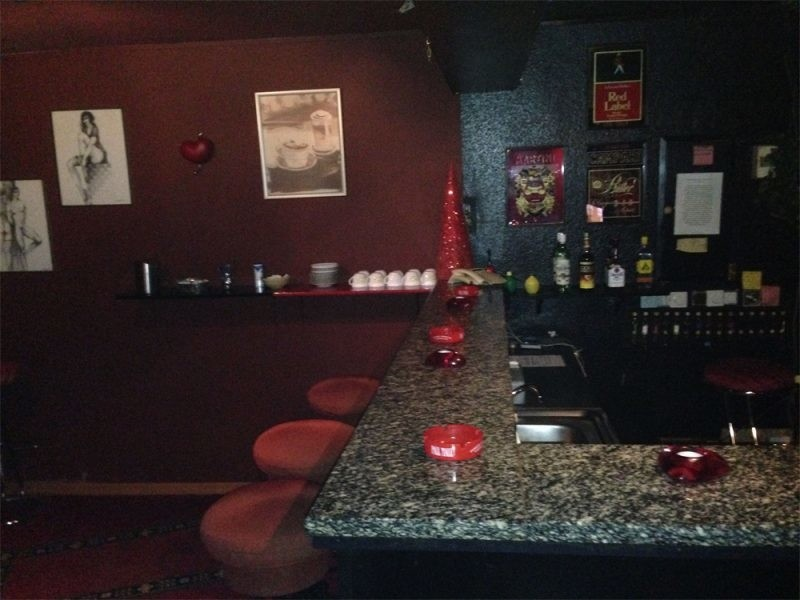 Swingerklub Villa Inkognito bar