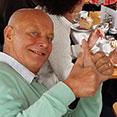 Plezier aan boord | Partyboot De Koperen Hoorn