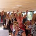 Feest op het water | Partyboot De Koperen Hoorn