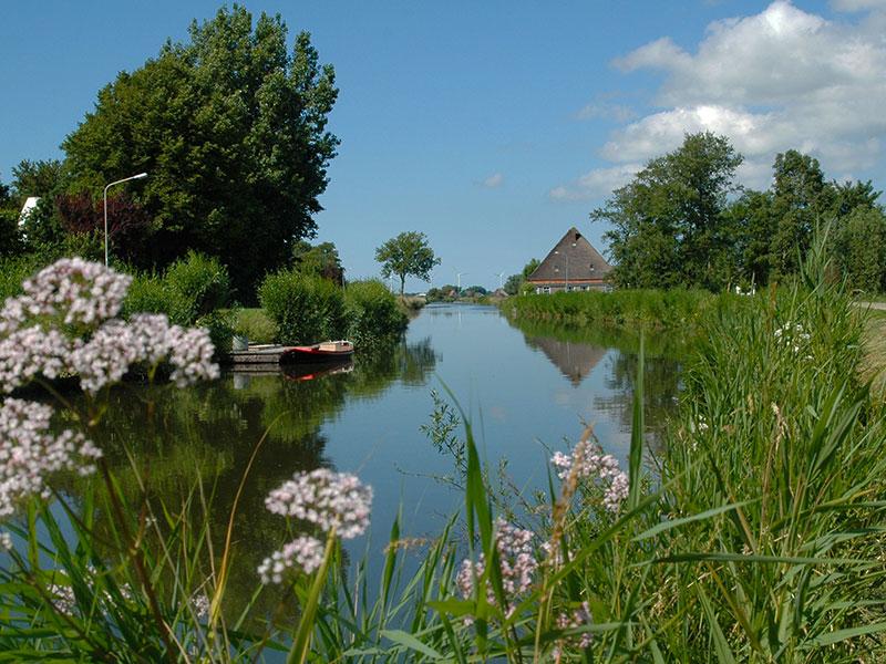 Partyboot De Koperen Hoorn bij de Langereis