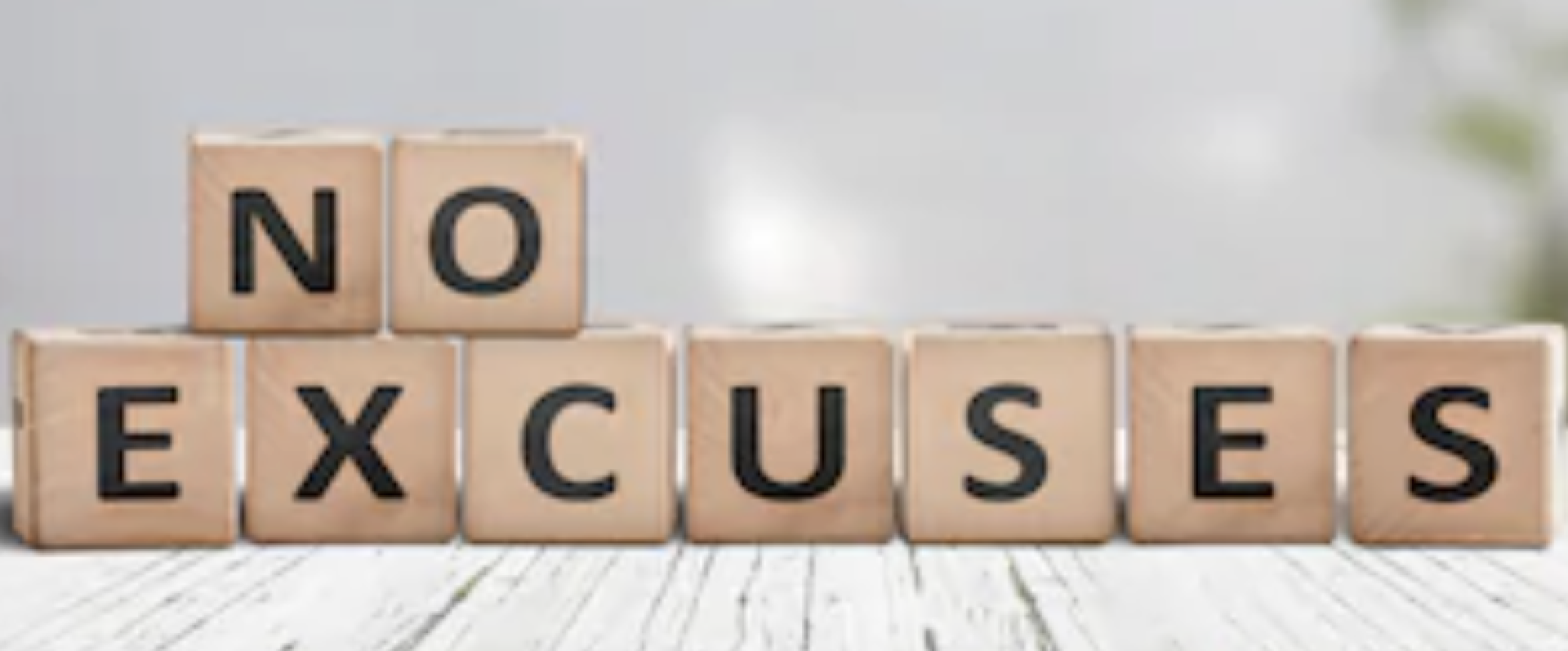 Meest gebruikte excuses om niet je gezonde gewoontes vol te houden (+ praktische oplossingen)