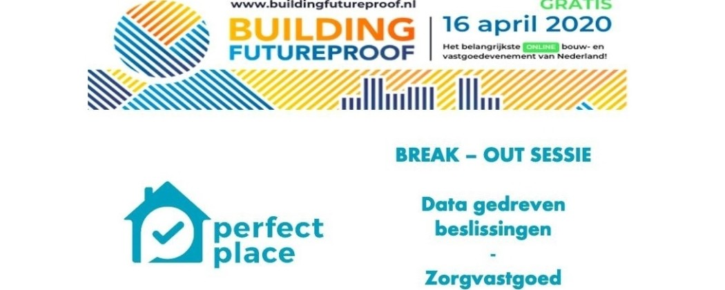 Perfect Place op online beurs Building Futureproof
