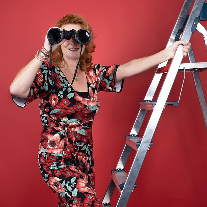 zichtbaarheid, beeldbank, foto's, online coach
