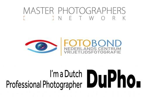 Lid van Master PHotographers Network, Fotobond en Dupho