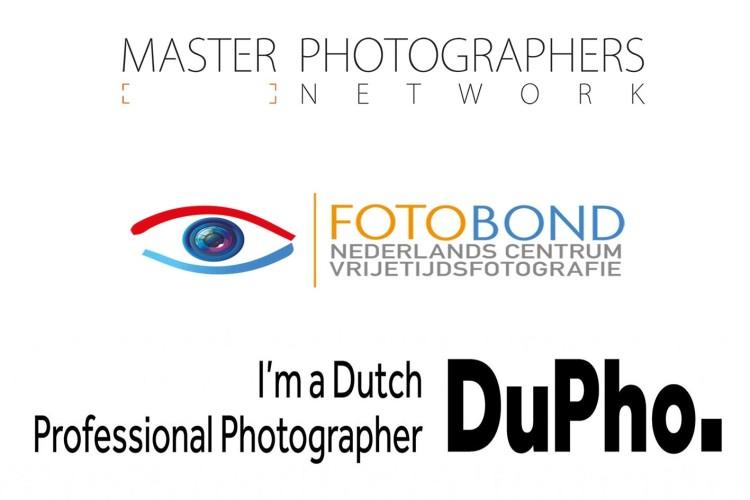 Portretfotograaf lid van Master Photographers Network, Dupho, Fotobond