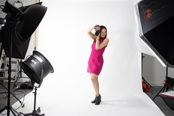 Perla camera portretfotograaf studio almere