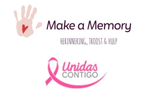 Ik ben vrijwilliger bij Make a Memory en Unidas Contigo (Pink Ribbon Mexico)