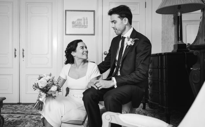 Huis Vermeer trouwen