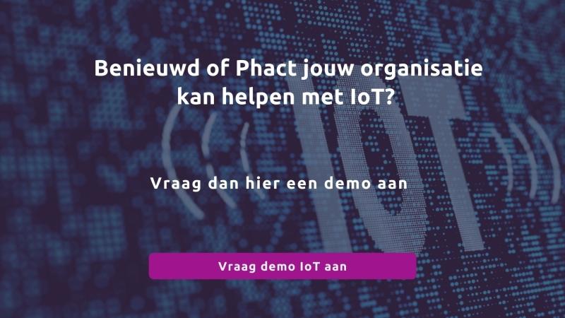 IoT demo aanvragen