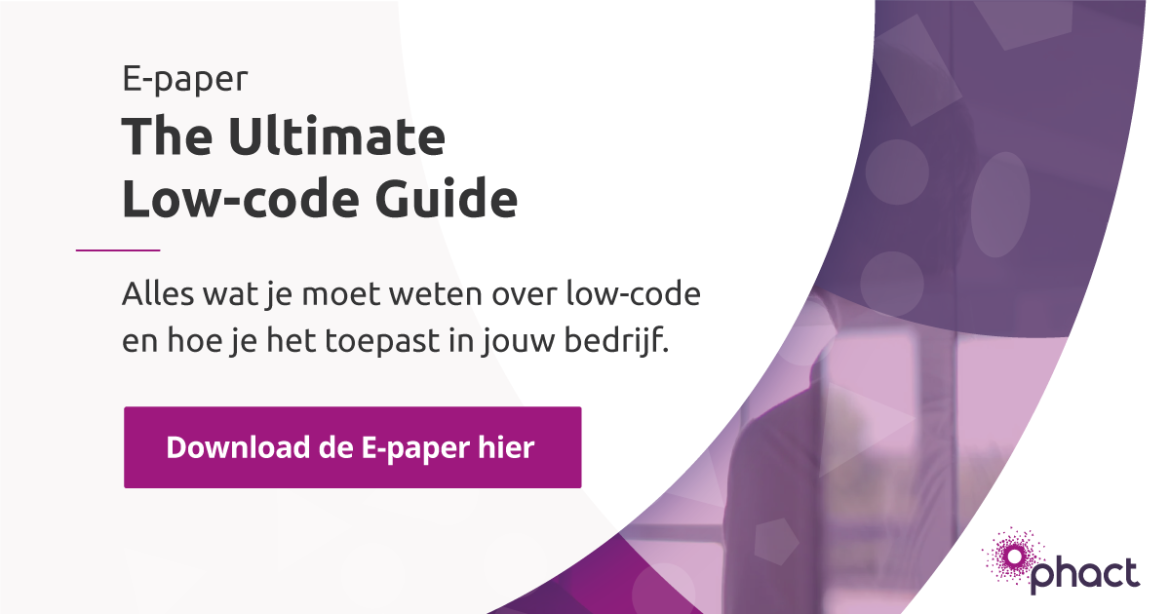 The Ultimate Low code guide