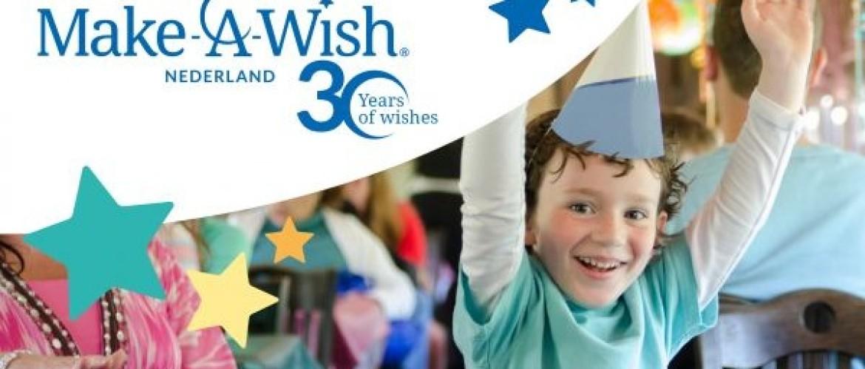 Phact vervult wensen van Make-A-Wish Nederland.